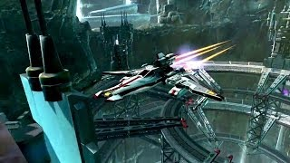 STAR WARS The Old Republic : The Scout and The Strike Fighter Gameplay Trailer