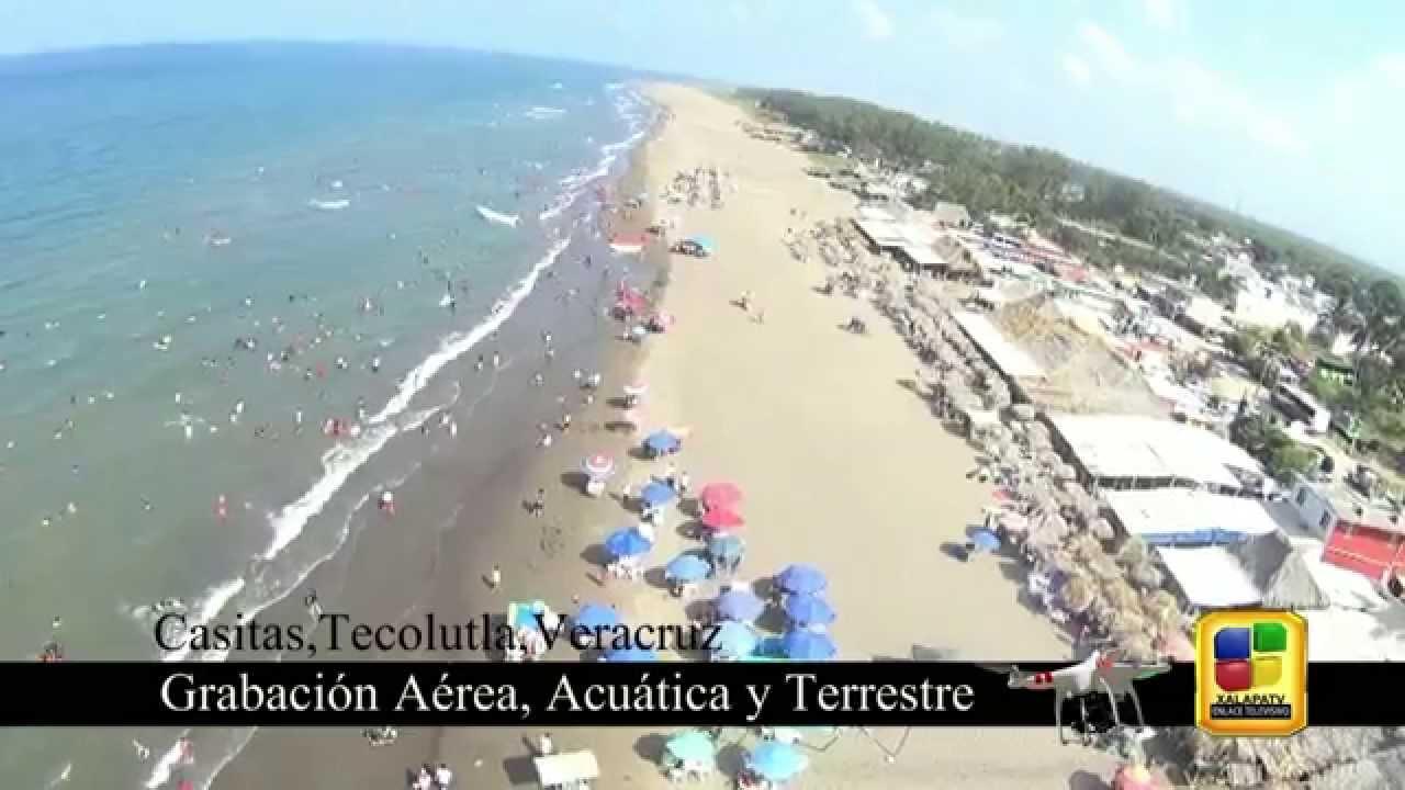Casitas tecolutla veracruz youtube for Casitas veracruz