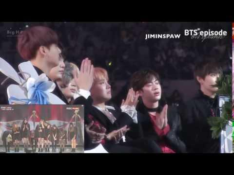 BTS Reaction to Song Of The Year Speech (TWICE) Cut Jennifer PkDavis