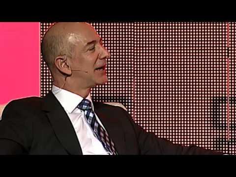 UTC 2012 Hall of Fame - Jeff Bezos Keynote