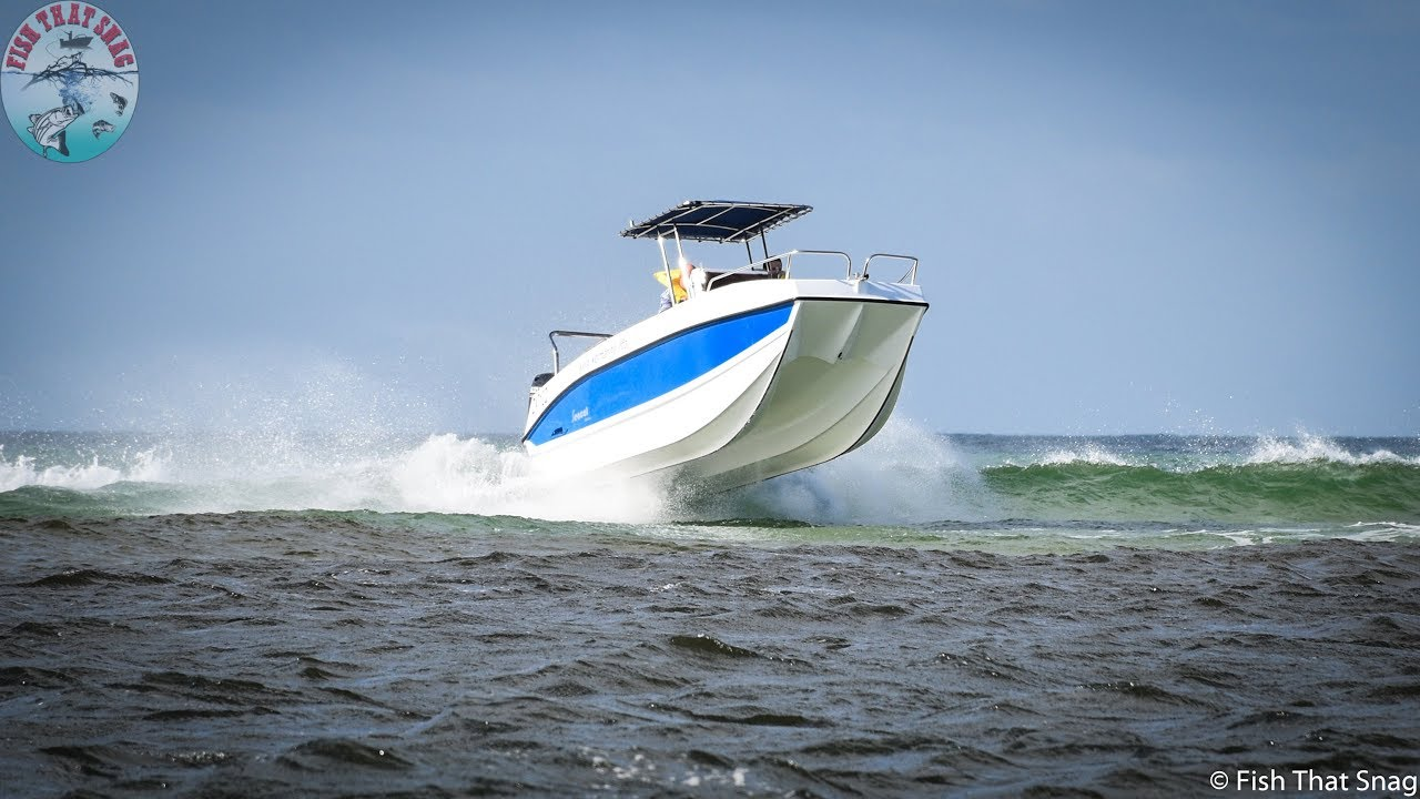 Introducing the SeaCat 565 Centre Console all the way from South Africa