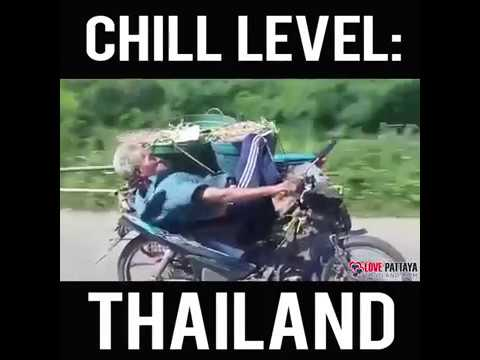 Chill Level: Thailand Video Meme
