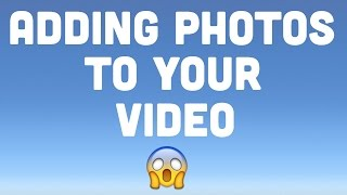 Video How To: Put Photos into your video using your iPhone download MP3, 3GP, MP4, WEBM, AVI, FLV Oktober 2018