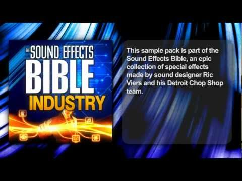 Industry Sound FX Sample Library Sound Effects Bible