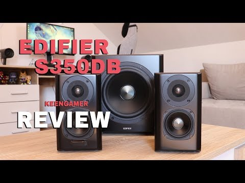 Edifier S350DB 2.1. Speaker Review - An Absolute Best-buy