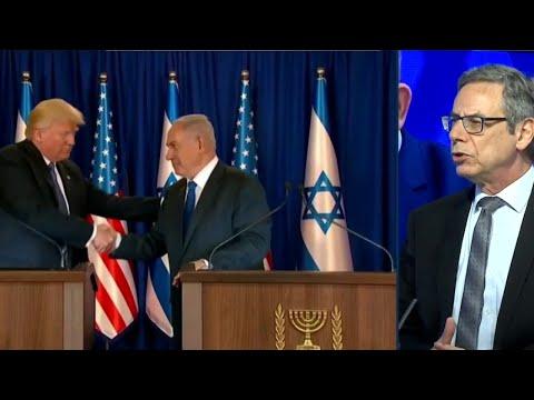 Former Israeli Ambassador To US Danny Ayalon On Annexation