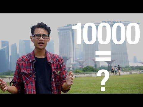 Berapakah 10000?