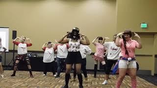 Colossalcon East Vlog & NiHana K-pop & J-pop Random Dance Panel