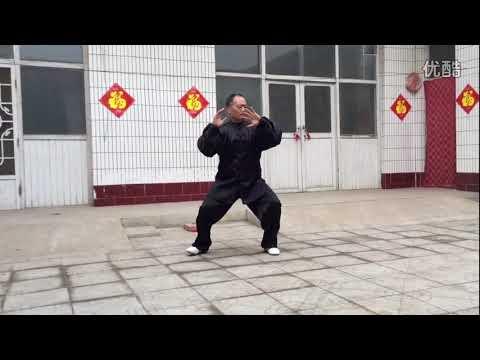 Wang Qi He Taijiquan (Zhou Fang Qi)