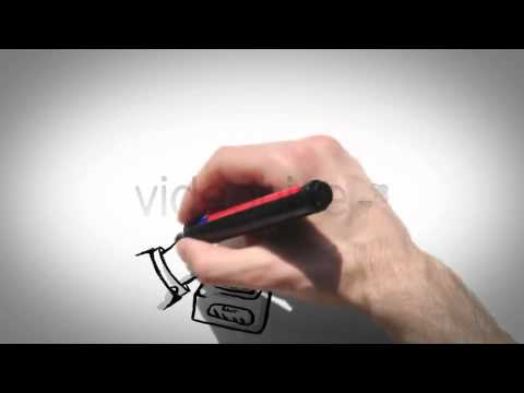 Whiteboard Hand Drawing Promo - After Effects Project - Pikout com