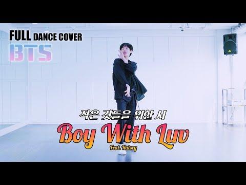 BTS(방탄소년단) - 'Boy With Luv(작은 것들을 위한 시) feat.Halsey' Full Dance Cover (SNL) / HANEUL (Mirror Mode)