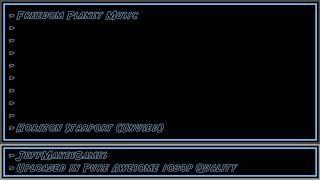Freedom Planet Music - Horizon Starport (Unused) [1080p HD]