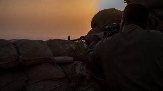 أخبار عربية - الأكراد يعلنون التقدم فى العملية ضد تنظيم داعش شرقي الموصل