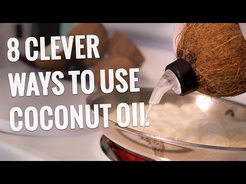 Thumbnail: 8 Clever Ways to Use Coconut Oil