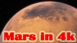 Mars in 4k | Solar System Documentary Video | Discovers Comet Factory By ESO | Space Video