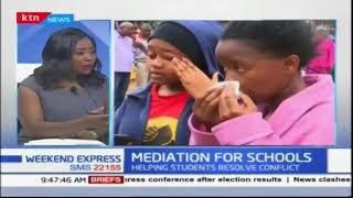 Helping students resolve conflict by use of mediation | Morning Express