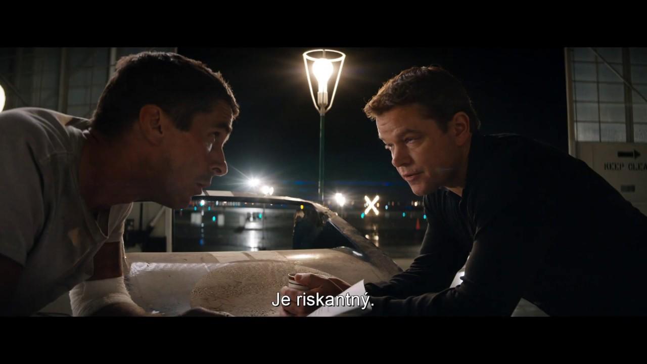Le Mans ´66 / Ford V Ferrari (2019) oficiálny HD trailer #2