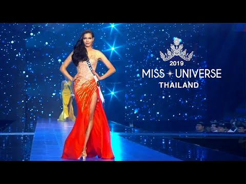 Miss Universe Thailand 2019 - Evening Gown Competition HD