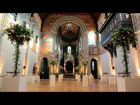 Mansfield Traquair Winter Wedding - Fiona & Damian