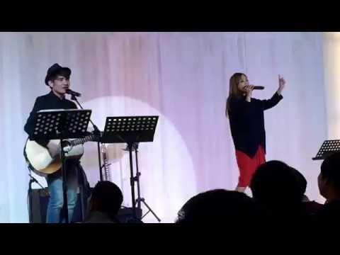 2015-01-24 黃美珍大巴六九音樂分享會 - 途中