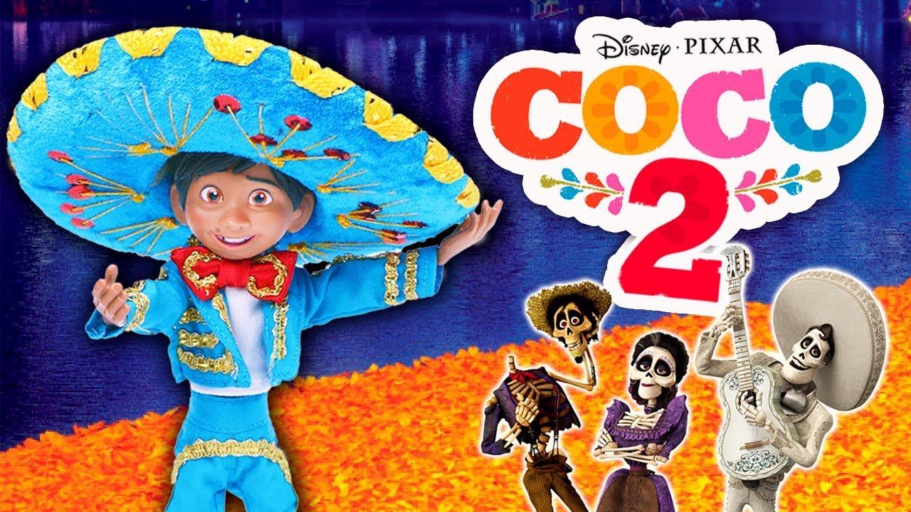 Ver COCO 2 💀 La Pelicula de Disney ✨ Juguetes Fantasticos en Español
