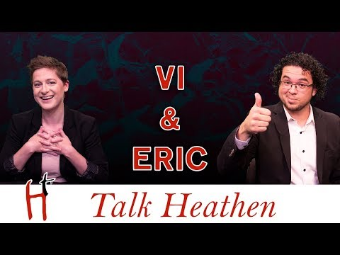 Talk Heathen 04.04 With Eric Murphy & Vi La Bianca