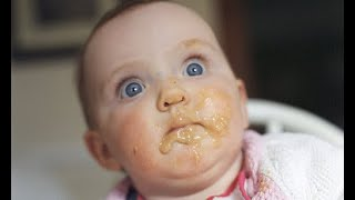 Try Not To Laugh at this 😆 Funny Babies Fails Video Compilation #3