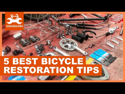 The 5 best bicycle restoration tips you need to know before starting your first project thumbnail