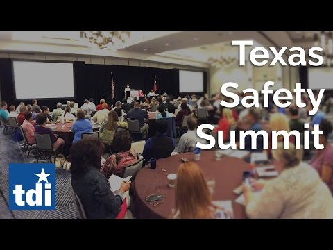 2016 Texas Safety Summit   Division Of Workers' Compensation