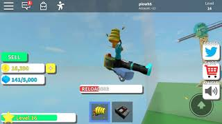 I destroy everything on Roblox 2
