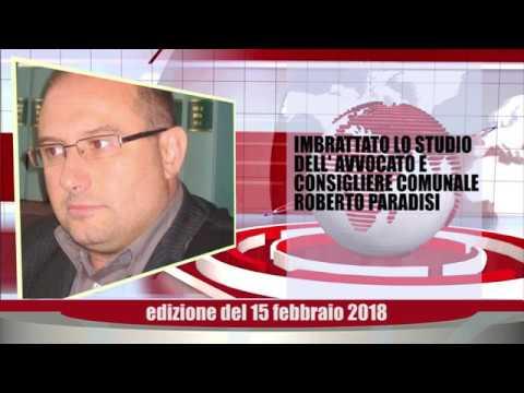Velluto Notizie Web Tv Senigallia Ed. 15-02-2018