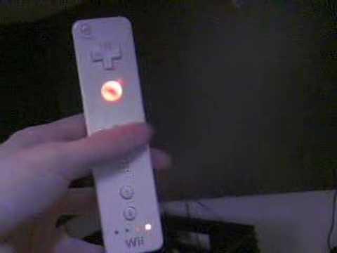 Wiimote Mod / Wii Controller Mod