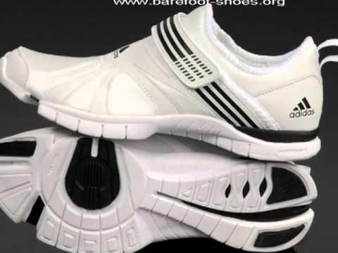 Adidas Barefoot Running Shoes - YouTube