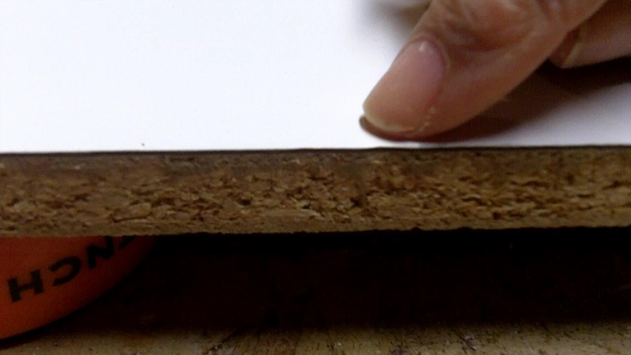 Granite Laminate Countertop Sheets How To Laminate A Countertop Beginner S Tutorial