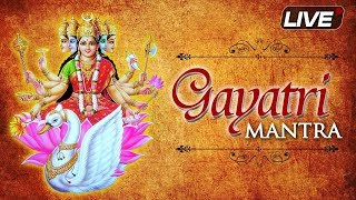 LIVE: Non-Stop Gayatri Mantra Chanting   गायत्री मंत्र जाप