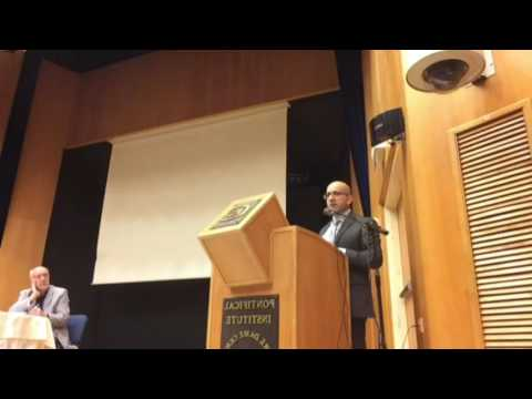 A Way Forward – A Palestinian Perspective