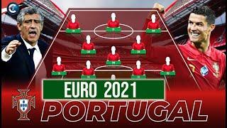 🇵🇹 Voici le Portugal qui va gagner l'Euro 2021