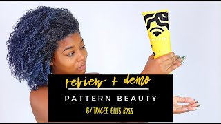 Buy or Pass? | Pattern Beauty Product Review w/ Wash Day + Wash 'n Go Results | Natural Curly Hair
