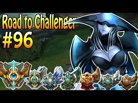 Lissandra vs Orianna - Road to Challenger #96 | MrMaikAp