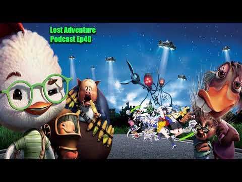 Lost Adventure Podcast Ep40: Talking About Random Stuff