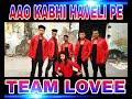 Aao Kabhi Haveli Pe | STREE | Team Lovee | Kriti Sanon | Badshah, Nikhita Gandhi ,Sachin Sagar