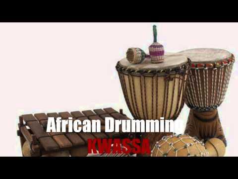 African drumming - KWASSA