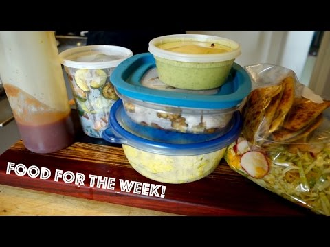 How to Cook for the Week on a Budget - Beginners Guide