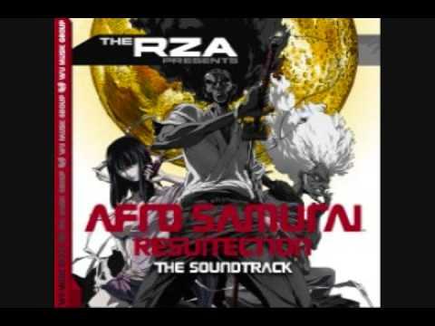 Afro Samurai Resurrection Soundtrack - Bloody Samurai (rza)