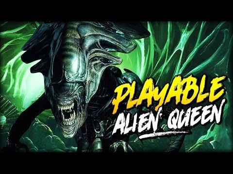 PLAYABLE ALIEN QUEEN | Alien VS Predator : Evolution (iOS Gameplay Part 10)