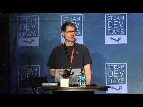 What VR Could, Should, and Almost Certainly Will Be within Two Years (Steam Dev Days 2014)