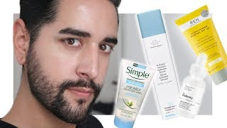 My New Skincare Routine? Ft Hyram ✖  James Welsh