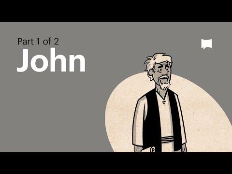 Read Scripture: John Ch. 1-12