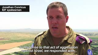 Israel hits Iranian posts in Syria: What we know