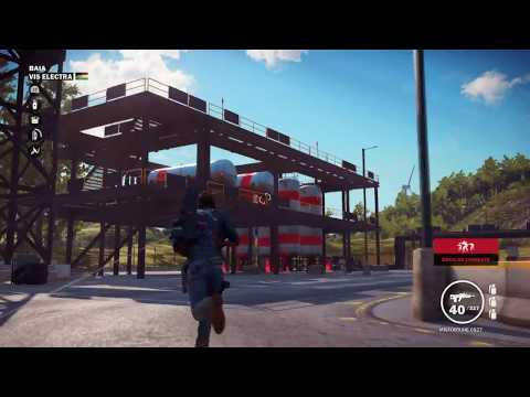 Just Cause 3 guia parte 6